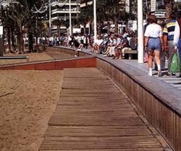 Paseo Marítimo de Benidorm