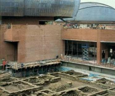 Auditorio de Roma, Renzo Piano