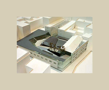 Odile Decq: ampliación del museo de arte contemporáneo de Roma