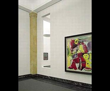 Ampliación de la Galería Nacional de arte moderno, Roma