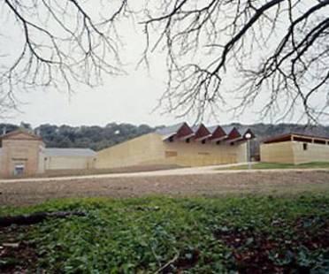 Bodega Se&ntilde;or&iacute;o de Ar&iacute;nzano<br> Navarra, Espa&ntilde;a