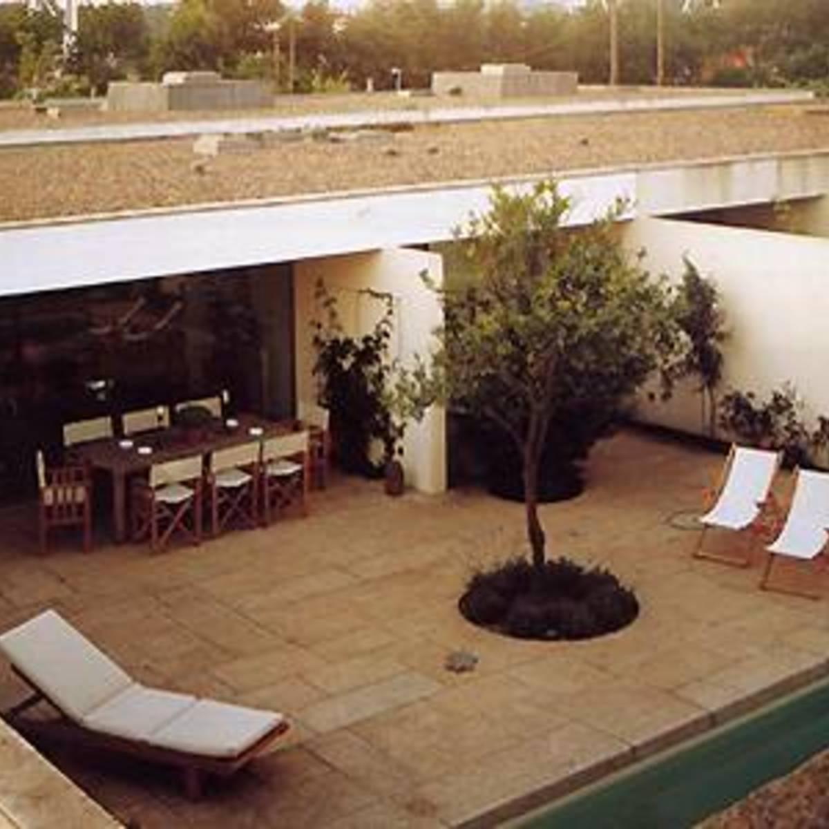 Casas Con Patio Matosinhos Portugal Floornature