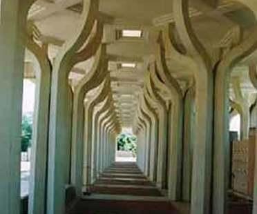 Centro de cultura islámica y mezquita,<br> Paolo Portoghesi