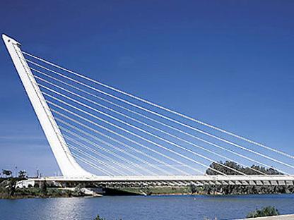 Puente Alamillo<br> Sevilla