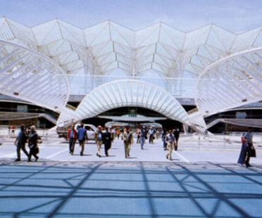 Santiago Calatrava: Estación de Oriente