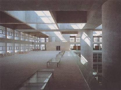Alberto Campo Baeza Sede central de la Caja General de Ahorros Granada, España, 2001