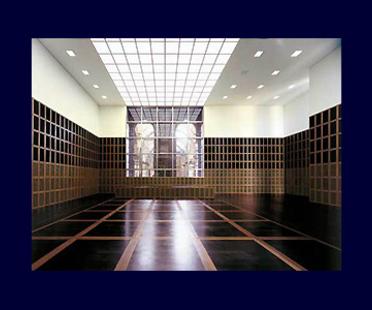 Oswald Mathias Ungers Wallraf-Richartz-Museum, Colonia, Alemania