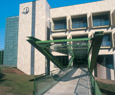 Centro Antidoping per le Olimpiadi 2006 di Torino