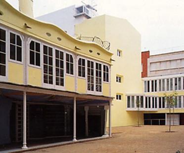 Reestructuraci&oacute;n y rehabilitaci&oacute;n del teatro Metropol<br>Tarragona<br>1992-1995. Josep Llin&agrave;s