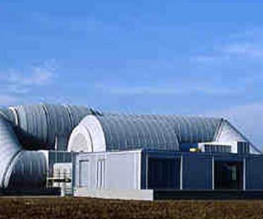 Galería del Viento. <br>Renzo Piano. 1998