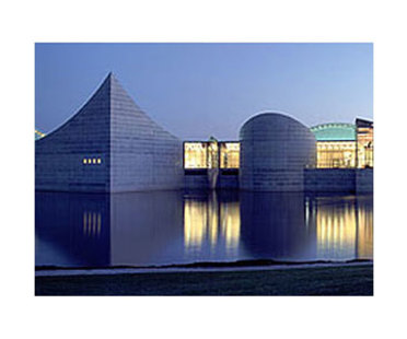 Exploration Place, Moshe Safdie and Associates.<br> Wichita (Kansas)
