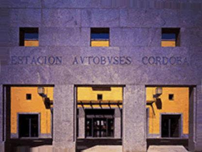 César Portela Fernández. Estación de autobuses. Córdoba. 1999