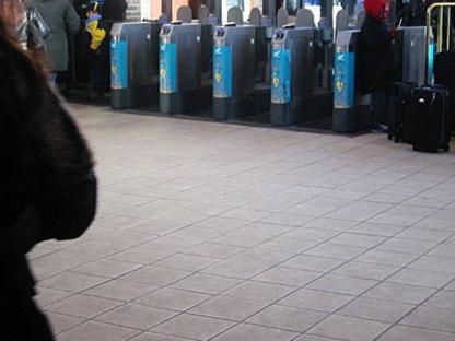 Estación de metro de Arnos Grove