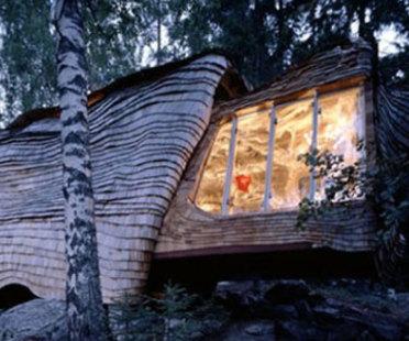 24h Architecture. Casa refugio. Arjang (Suecia), 2003