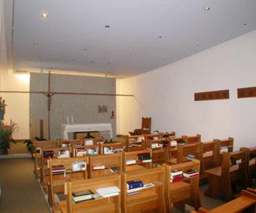 Reestructuración del Instituto Salesiano de Lanuvio