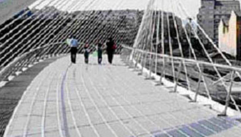 Puente Calatrava <br>Venecia. 2004