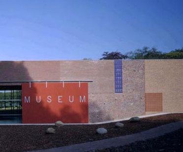 National Heritage Museum, Mecanoo.<br> Arnhem, Holanda. 2000