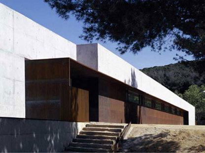 Instituto del Jardín Botánico de Barcelona, Carlos Ferrater