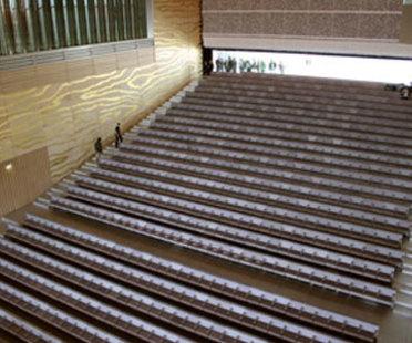 Rem Koolhaas, Casa de la Música. Oporto, 2005