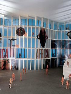 Milán, La ciudad de las culturas. David Chipperfield