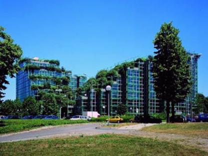 Quinto Edificio de Oficinas de la SNAM, Gabetti e Isola