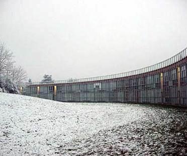 Centro Residencial Olivetti en Ivrea, Gabetti e Isola