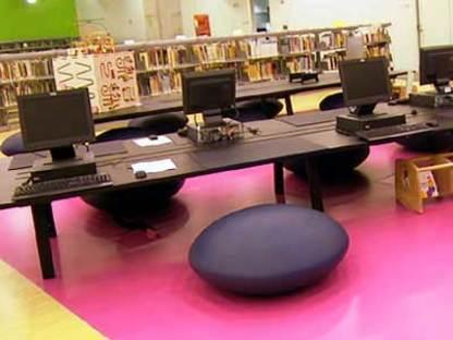 Biblioteca Pública de Seattle <br> Rem Koolhaas/OMA
