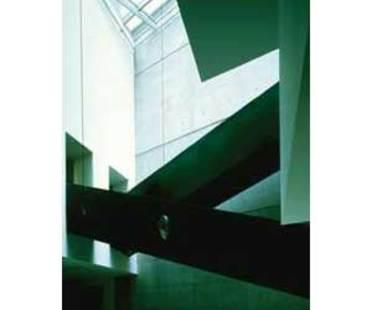 Centro para el Arte Contemporáneo <br> Zaha Hadid. Cincinnati (Ohio). 2003