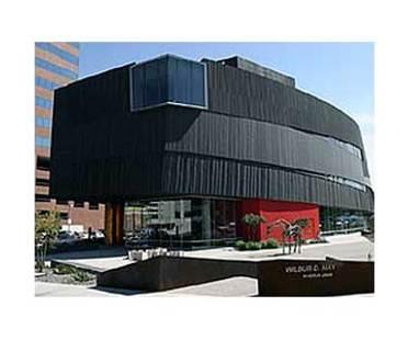 Museo de Arte de Nevada. Reno (USA). Will Bruder Architects
