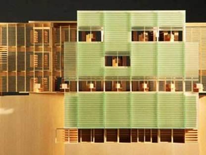 Biblioteca Nacional de Quebec.<br> Patkau Architects y Croft-Pelletier. Montreal. 2005