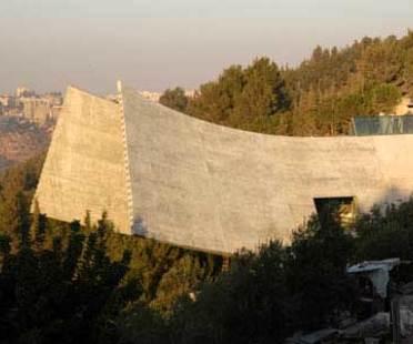Nuevo Museo de la Historia del Holocausto en Yad Vashem, Moshe Safdie