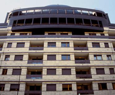 Edificios residenciales en Milán