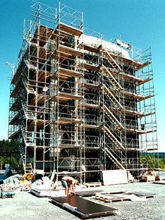 WESTside, Daniel Libeskind<br>Berna, Suiza, 2005