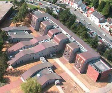 Centro Psiquiátrico del Hospital de Arras<br> Architecture-Studio. Francia, 2004