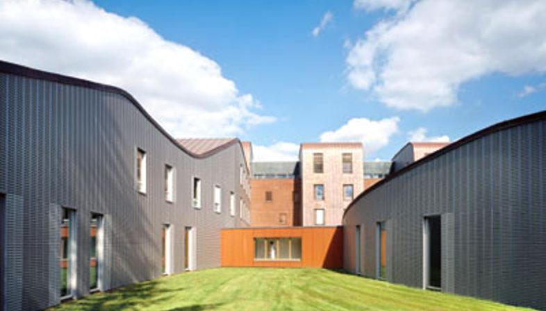 Centro Psichiatrico dell'Ospedale di Arras<br> Architecture-Studio. Francia, 2004