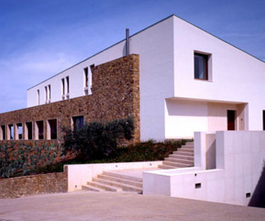 Vincenzo Melluso - Casa Costanza<br> Costa Tirrena, Sicilia, Italia