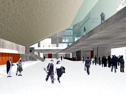 Ampliación de la Universidad Luigi Bocconi, Grafton Architects
