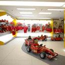 Tienda Store, Milán. <br>Massimo Iosa Ghini. 2005