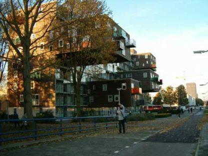 MVRDV, Apartamentos WoZoCo's para Personas Mayores, Ámsterdam, Holanda, 1997
