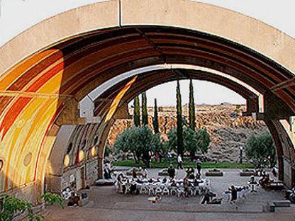 Arcosanti, la utopía de Paolo Soleri