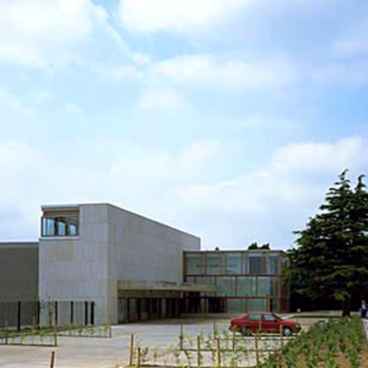 Dunshaughlin Civic Offices<br> Grafton Architects, Irlanda, 2001