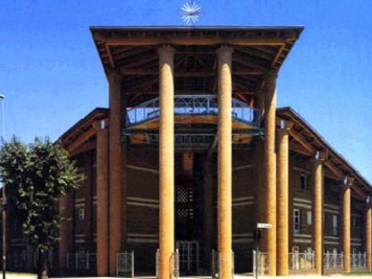 Iglesia de San Giovanni Battista<br> Gabetti e Isola. Desio (Mi). 1999