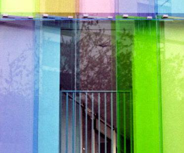 Crèche Lauzin (guardería infantil)<br> Estudio Davar Panah-Sarre. París. 2005
