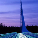Sundial Bridge. Redding (California). Santiago Calatrava. 2004