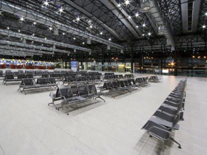 Nueva Terminal 2 Norte del Aeropuerto Ruzine de Praga