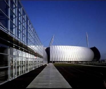 Bernard Tschumi, Zénith Concert Hall, Rouen, Francia 1998-2001