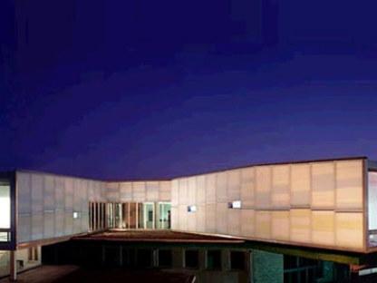 Sede de Ilti Luce, Studio UDA.<br /> Turín, Italia. 2002