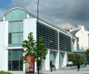 Millennium Galleries, Pringle Richards Sharratt Architects. <br />Sheffield, Reino  Unido. 2001