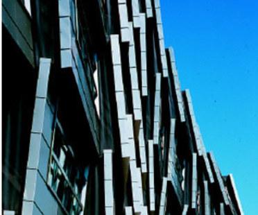Complejo Residencial The Wave, René Van Zuuk. <br />Almere (Holanda). 2005