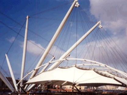 El Bigo, Renzo Piano. Génova. 1992